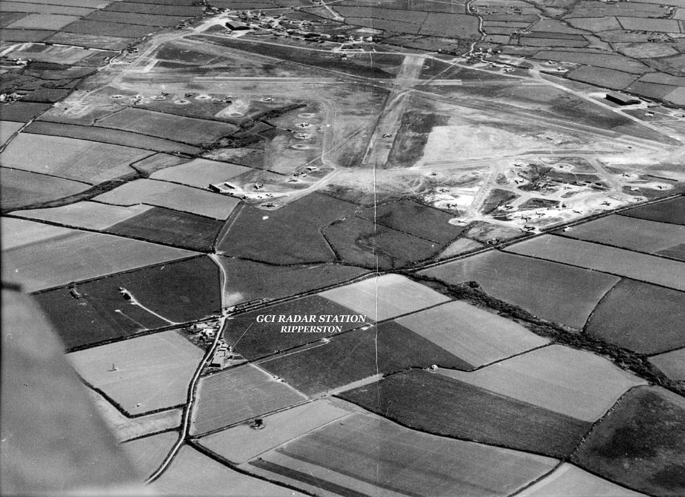 Aerial Map 1944