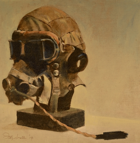WW 11 Flying Headgear_2