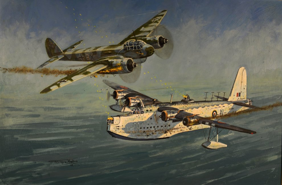 JWH 6 - Deadly Adversaries Biscay 1943