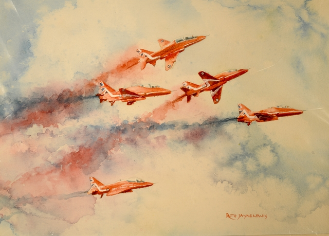 RJL 11 - RAF 100 Red Arrows